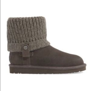 1a4c75f9391 NEW Toddler Girls UGG Saela Boots Boutique